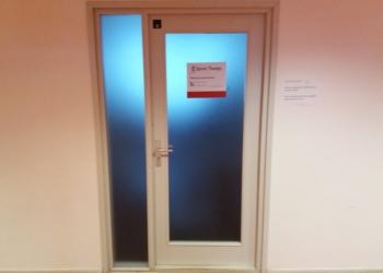 Teraapiasalongi uks